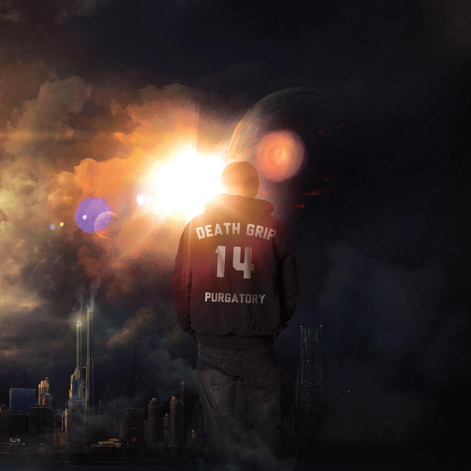 Death Grip - Purgatory - Debut Album Available June 24th 2014
